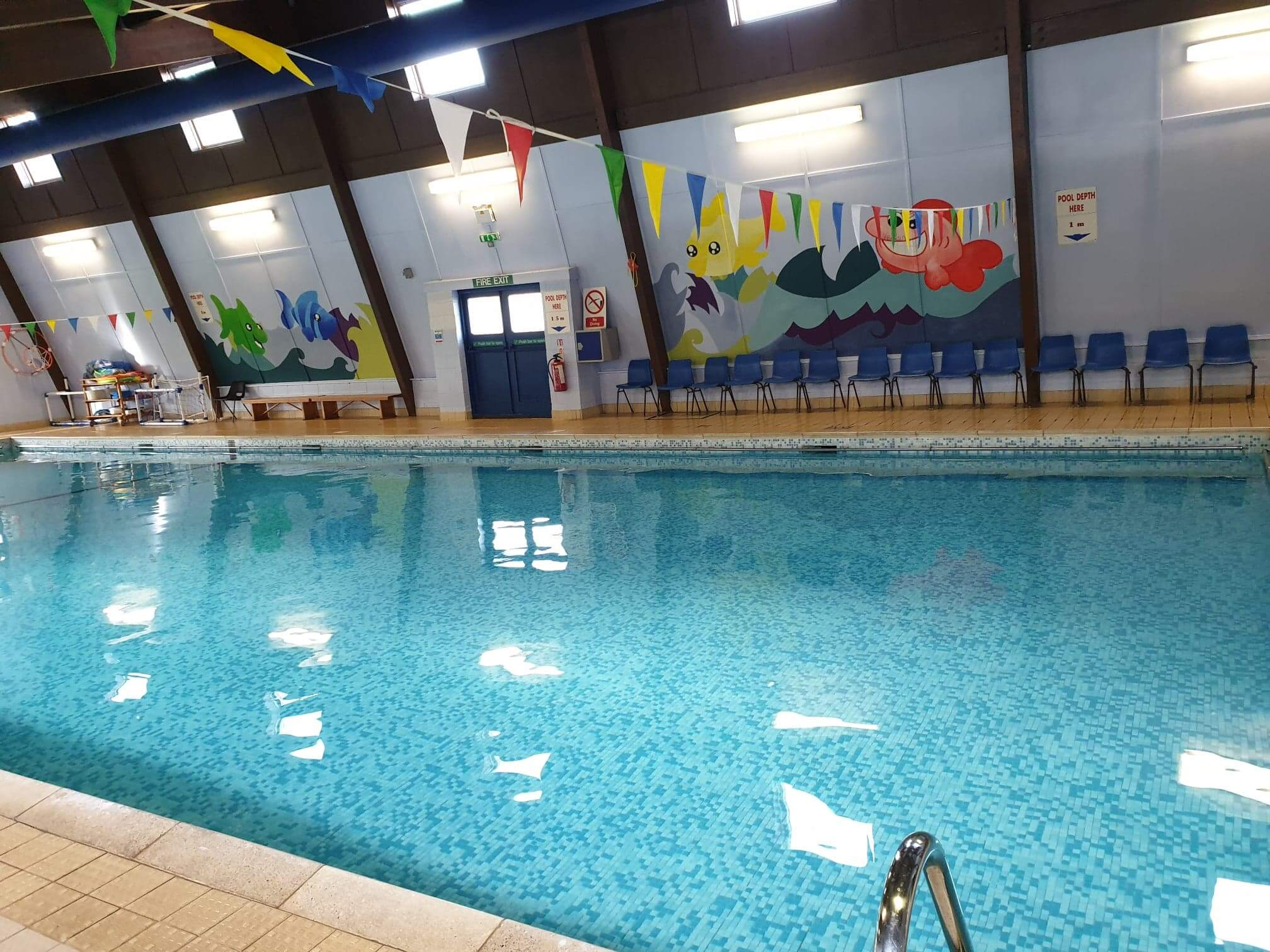 coalville swimming lessons